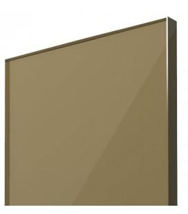 Поликарбонат монолитный 4 мм. Soton. Цвет: бронзовый.