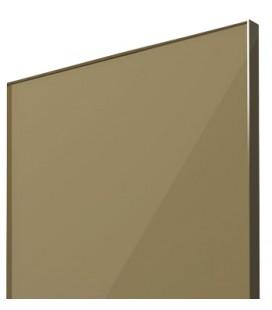 Поликарбонат монолитный 3 мм. Soton. Цвет: бронзовый.