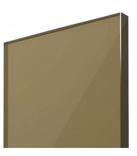 Поликарбонат монолитный 5 мм. Soton. Цвет: бронзовый.