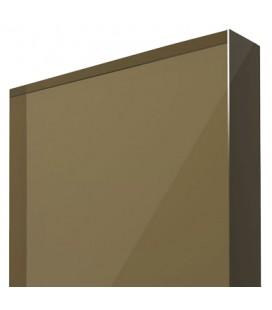 Поликарбонат монолитный 10 мм. Soton. Цвет: бронзовый.