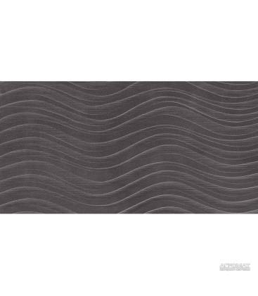 КЕРАМОГРАНИТ IMPRONTA SANDS EXPERIENCE SA06BAO BLACK ONDA SQ.(1200×600×10)