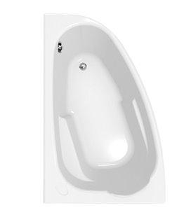 Ванна без панели Cersanit Joanna левая 160х95