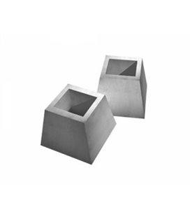 Фундаменты панелей ограждения ФЗП 1-1