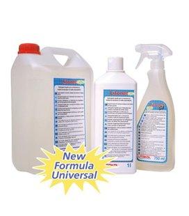 Чистящие жидкости для выведения пятен и разводов от эпоксидных затирок на керамических покрытиях Litokol LITONET (5 кг)