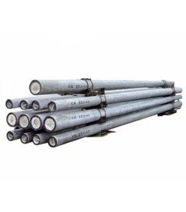 Опоры круглые ЛЭП СК-105-10