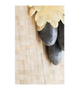 Плитка Golden Tile Bali бежевый декор 411441