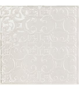Плитка Opoczno Crystal palace белый декор Б