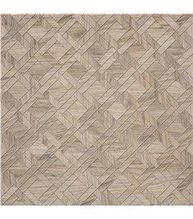 Плитка Cersanit Egzo серый декор 45х45