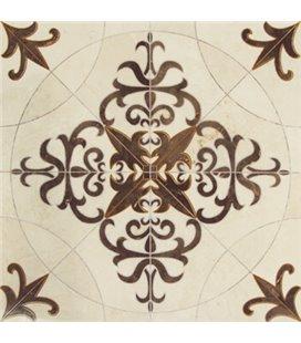 Плитка Mapisa Grazioso Decore Creama Marfil (252565)