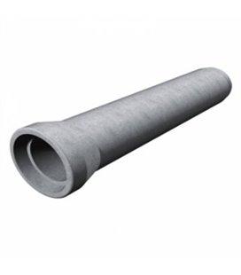 Труба железобетонная безнапорная раструбная Тс 140-30-3.