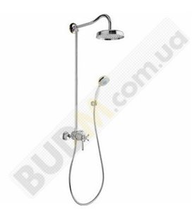 Душевой набор Hansgrohe Carlton Showerpipe 17670000