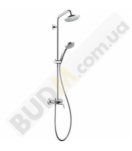 Душевой набор Hansgrohe Croma 100 Showerpipe 27154000