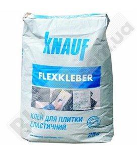 Клей для керамической плитки Knauf Flexkleber (25кг)
