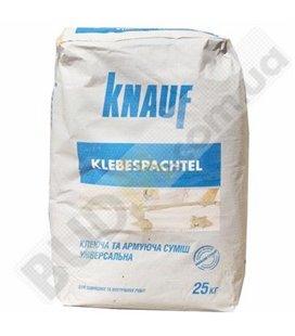 Клей для пенопласта Knauf Klebespachnel (25кг)