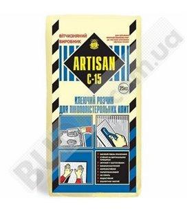 Клей для пенополистерольных плит Artisan C-15 (25кг)