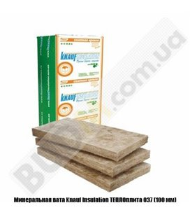 Минеральная вата Knauf Insulation ТЕПЛОплита 037 (100 мм)