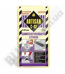 Самовыравнивающаяся смесь для пола Artisan C-42 (25кг)