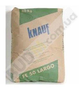Самовыравнивающаяся смесь Knauf Флис-Эстрих FE-50 (25кг)