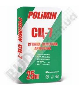 Стяжка цементная Polomin СЦ-7 (25кг)