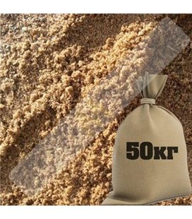 Песок овражный (фасованный 50гк)