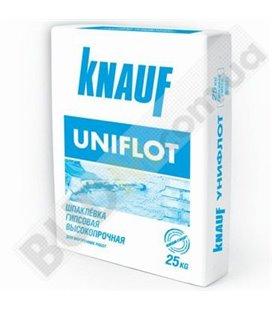 Шпаклевка для швов высокопрочная Knauf Uniflot (25кг)
