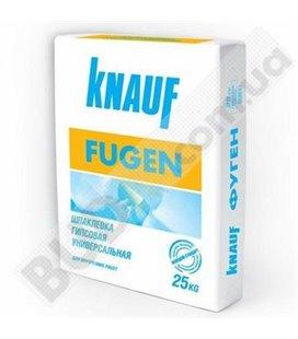 Шпаклевка универсальная Knauf Fugen (25кг)