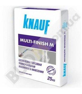 Шпаклевка универсальная Knauf Multi-Finish (25кг)
