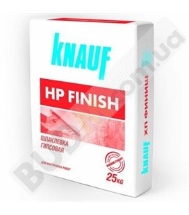 Шпалевка финишная Knauf HР Finish (25кг)