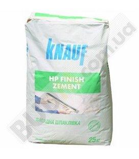 Шпалевка финишная цементная Knauf HР Finish zement (25кг)