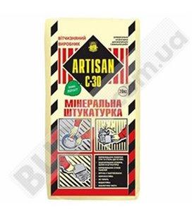 Штукатурка минеральна Artisan С-30 (20кг)