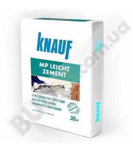 Штукатурка стартовая Knauf МР Ляйхт цемент (30кг)