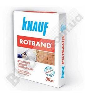 Штукатурка универсальная Knauf Rotband (30кг)