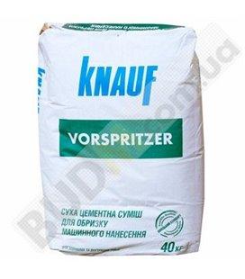 Штукатурка универсальная Knauf Форшпритцер (40кг)