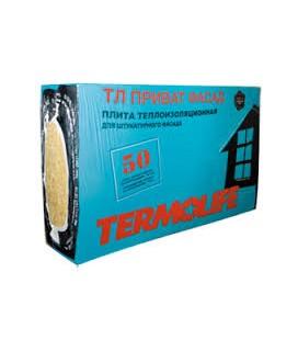 Минеральная вата Termolife ТЛ ПРИВАТ ФАСАД 1000x600x50 мм