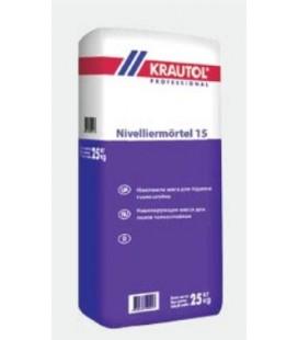 Krautol Nivelliermörtel 15, 25 кг