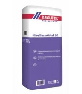 Krautol Nivelliermörtel 80, 25 кг