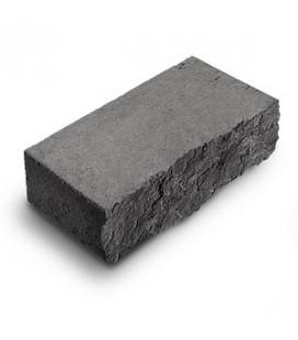 """Фасадный камень """"Рустик"""". Цвет: серый."""